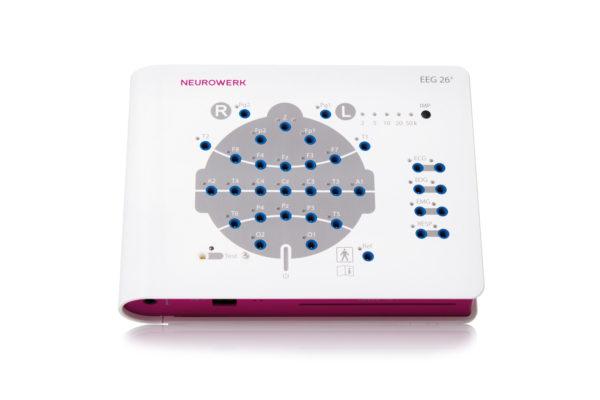 NEUROWERK EEG Headbox DB26+ with 34 EEG cahnnels