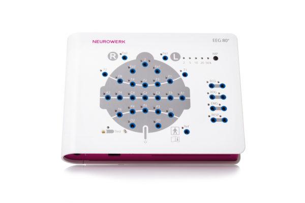 NEUROWERK EEG Headbox DB80+ with 90 EEG cahnnels