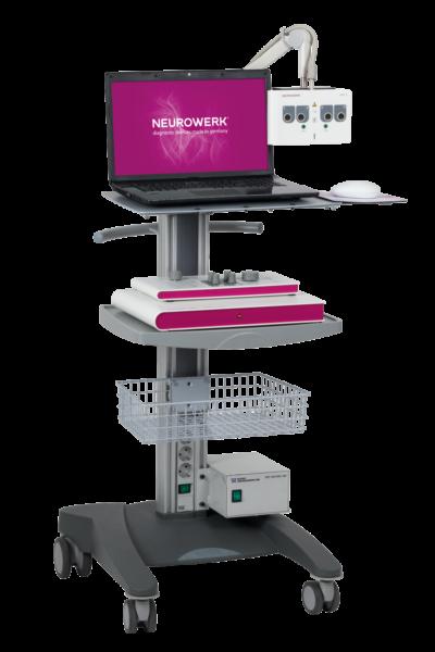 NEUROWERK EMG4 Trolley Type H Laptop EMG 01 WEB 400x600 - Carts and Equipment
