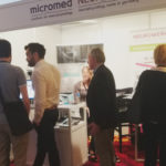 Micromed Group - ECCN 2019 in Warsaw, Poland. Many guests inquired about Micromed and NEUROWERK systems.