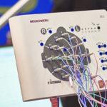 Micromed Group - KIHE 2019: The NEUROWERK EEG at the workshop.