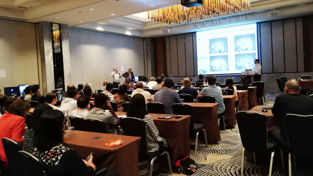 Micromed Group - The SEEG International course in Asia. Analysing the team work with worldwide known experts.