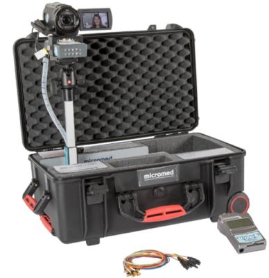 Micromed - BRAIN QUICK Ambulatory-Line: mobiles EEG-/LTM-/PSG-Recording