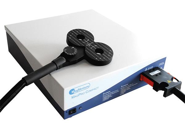 Micromed Gruppe - SIGMA Medizin-Technik: Magnetstimulatoren, Modell MagPro Compact, die ideale Ergänzung zum NEUROWERK EMG