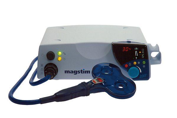 Micromed Gruppe - SIGMA Medizin-Technik: Magnetstimulatoren, Modell Magstim 200, die ideale Ergänzung zum NEUROWERK EMG