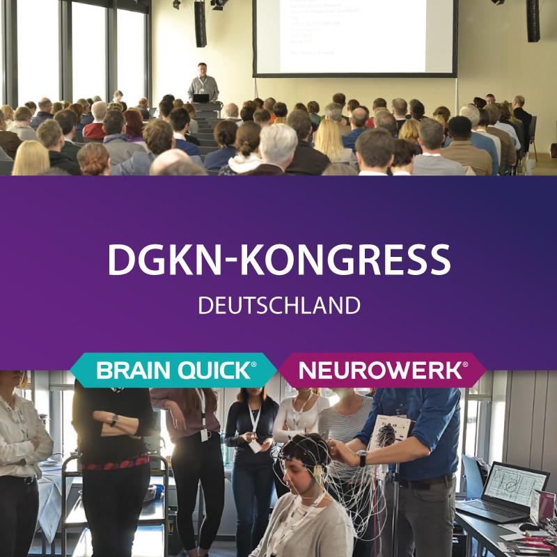 Micromed Group Deutschland - SIGMA Medizin-Technik GmbH: Besuchen Sie uns auf dem DGKN Kongress