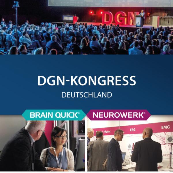 Micromed Group Deutschland - SIGMA Medizin-Technik GmbH: Besuchen Sie uns auf dem DGN Kongress