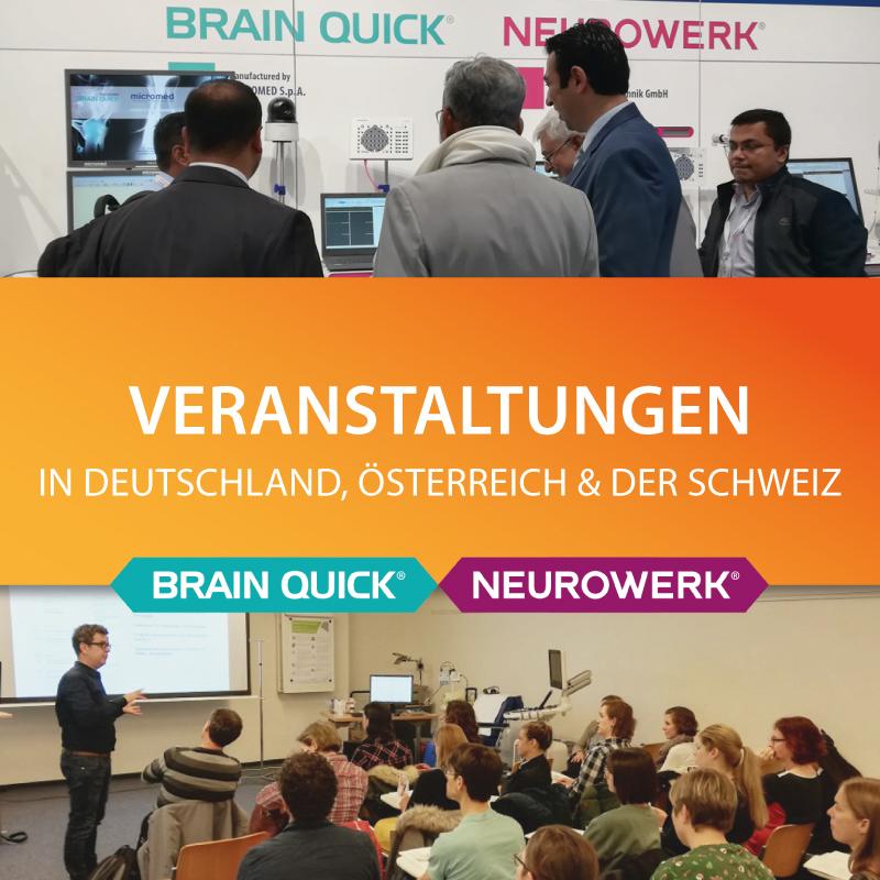 Micromed Group Deutschland - SIGMA Medizin-Technik GmbH: Besuchen Sie uns auf Tagungen und Kongressen in Deutschland, Österreich, Schweiz