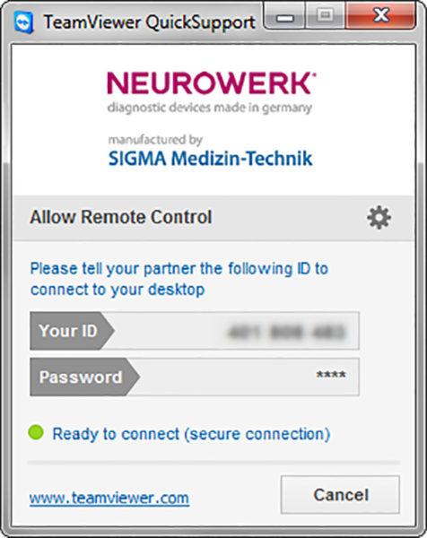 SIGMA Medizin-Technik - Kundenservice bei Fragen und Problemen zu Ihrem NEUROWERK EEG, NEUROWERK EMG