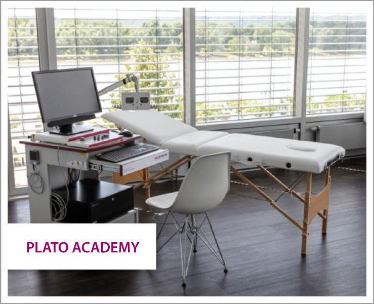 Micromed Group Deutschland - SIGMA Medizin-Technik GmbH: Weiterbildung / Schulungen, Unser Schulungspartner Plato Academy Bonn