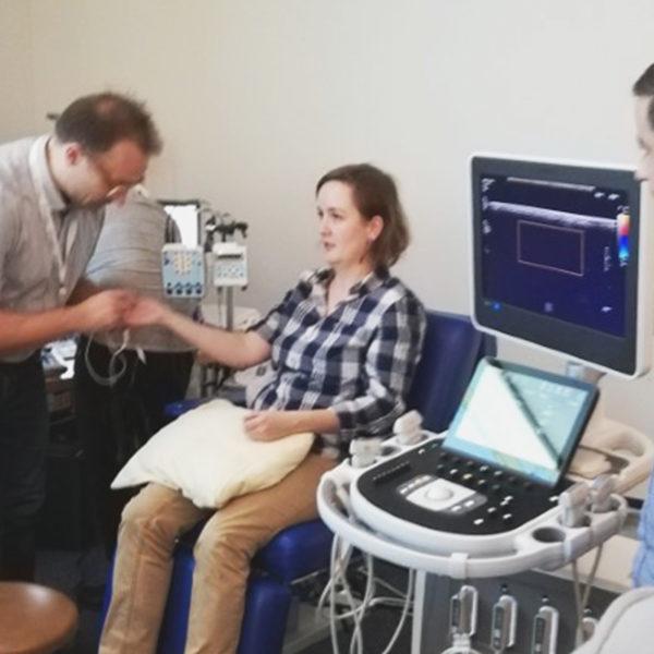 Micromed Group - EP-EMG Kurs im Kinderspital von St. Gallen, Schweiz