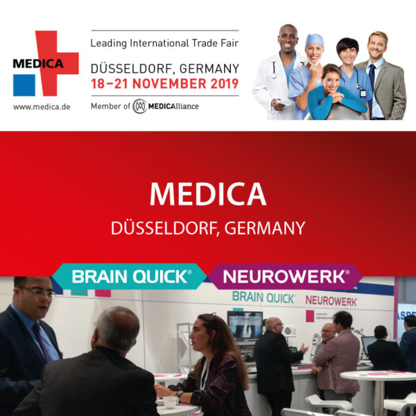 Micromed Group - Visit us at MEDICA International Traide Fair in Düsseldorf, Germany