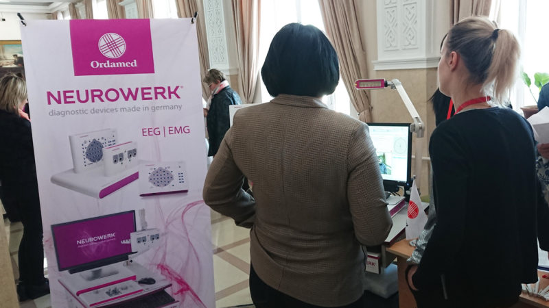 Micromed Group - ORDAMED and the Micromed Group presented the NEUROWERK product line together.