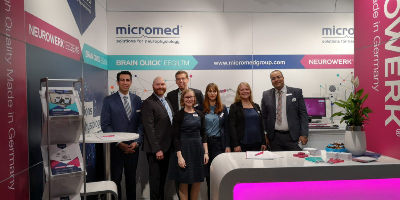 Micromed Group at MEDICA 2019