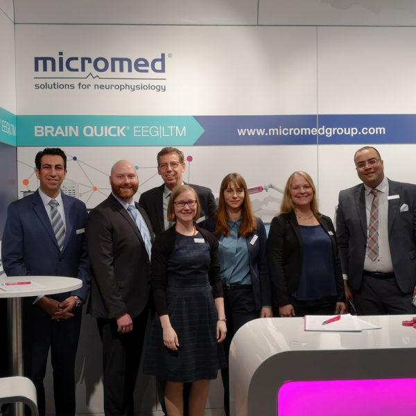 SIGMA Medizin-Technik als Teil der Micromed Gruppe bei MEDICA 2019