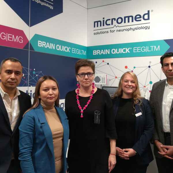MEDICA 2019 Micromed Group 02 WEB 1 600x600 - With new products at MEDICA 2019