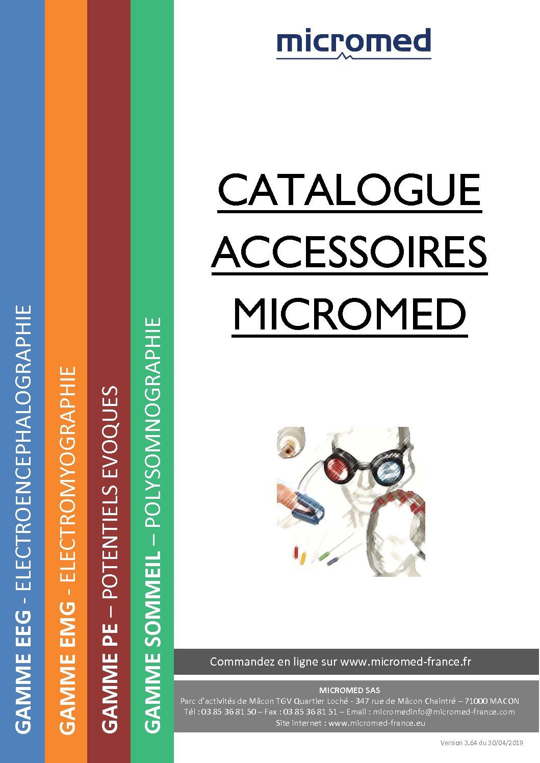 Supports Catalogues Catalogue tous les accessoires 1 pdf - Accessoires
