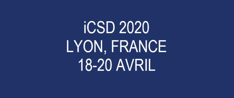icsd 800x336 - ICSD Conference - Lyon