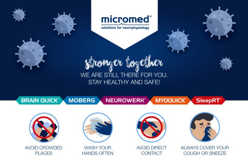 Online Micromed Group 2020 03 Corona EN WEB 800x533 - News & Events