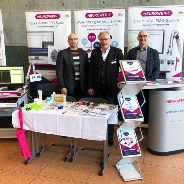 Micromed Gruppe Deutschland / SIGMA Medizin-Technik - erfolgreiche Teilnahme an FNTA-Jahrestagung 2020