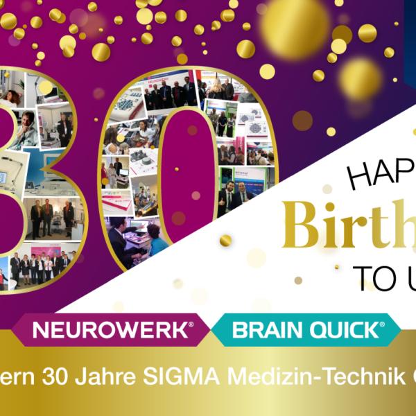 Micromed Group feiert 30 Jahre SIGMA Medizin-Technik GmbH