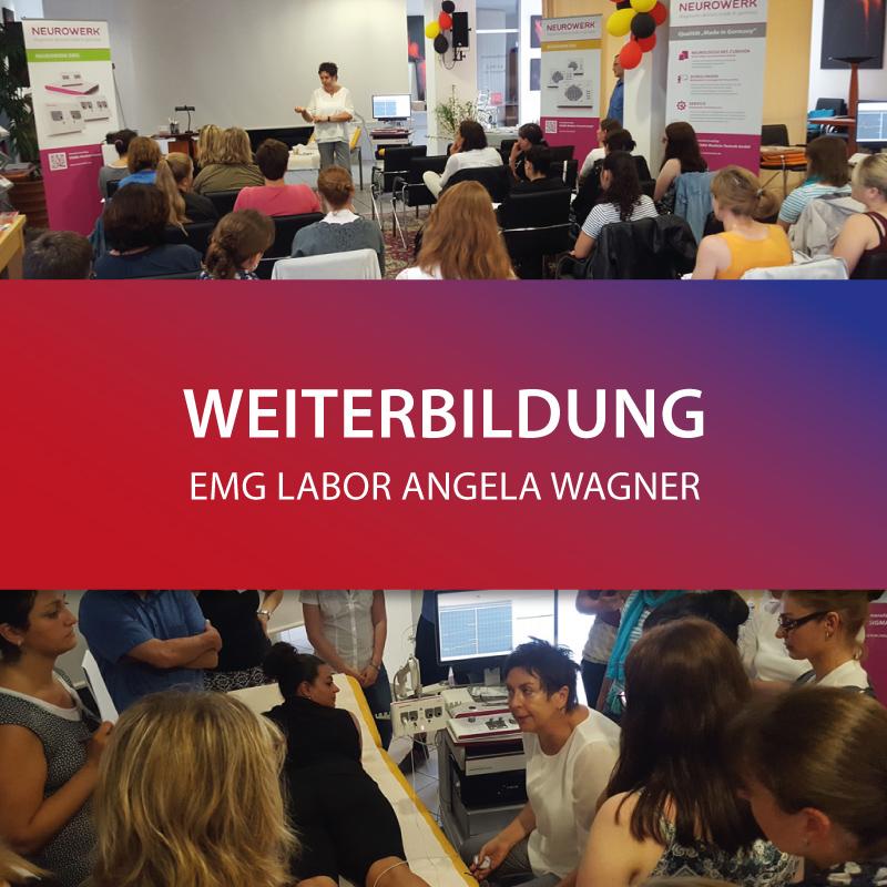 Micromed Group Deutschland - SIGMA Medizin-Technik GmbH: Unser Schulungspartner EMG Labor Wiesenbach