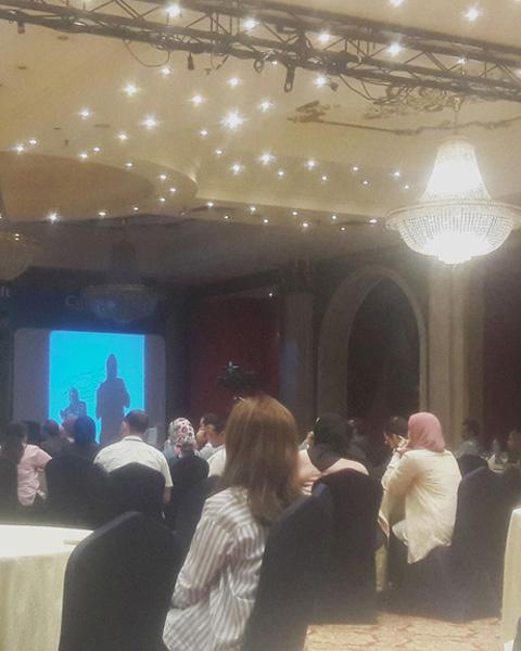 SIGMA / NEUROWERK - Ägyptischer Kongress