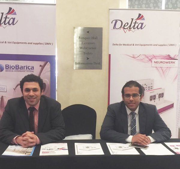 SIGMA / Micromed - 7. Egyptian League Against Rheumatisum annual meeting