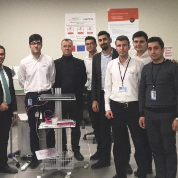 SIGMA / Micromed - NEUROWERK EEG für Manisa Hospital in der Türkei
