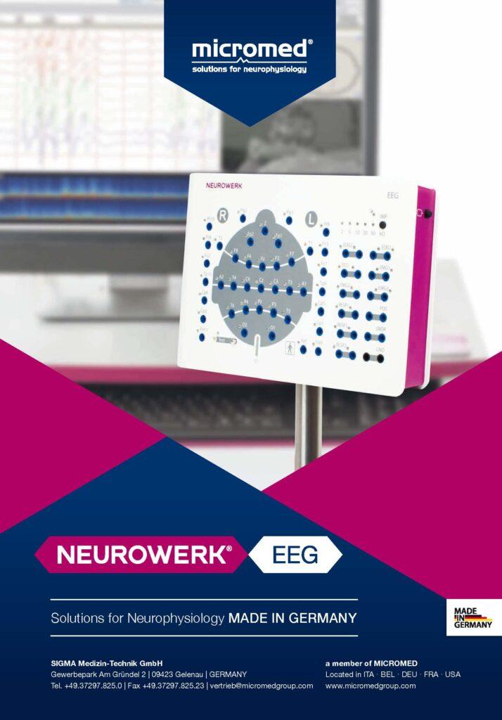 COVER NEUROWERK EEG - DE