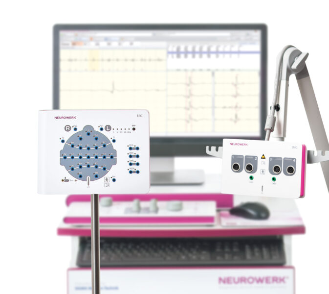 NEUROWERK EEG and EMG Made in Germany