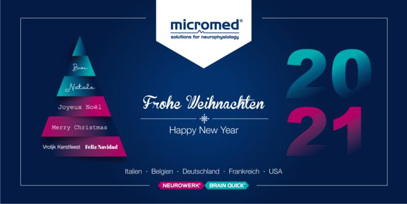 Frohe Weihnachten / Happy New Year 2021