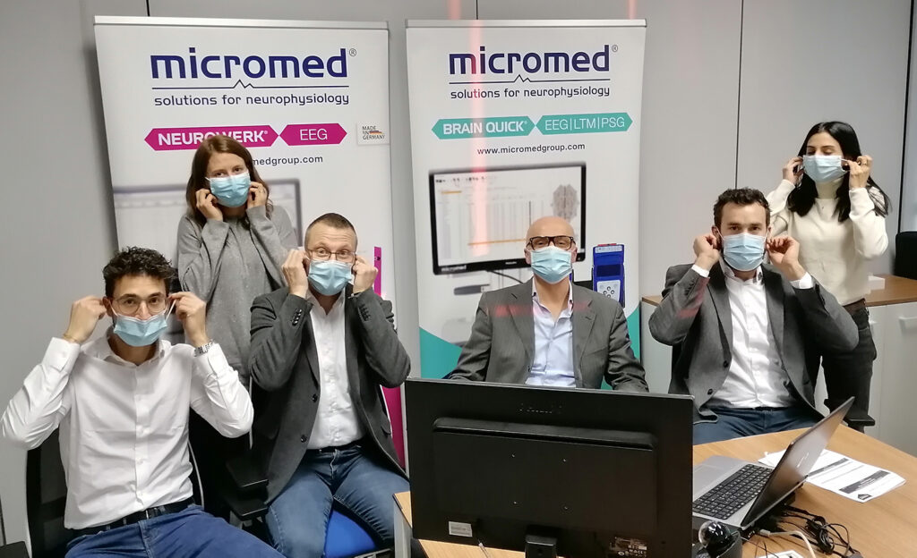 Micromed Group_Internationales Technisches Training