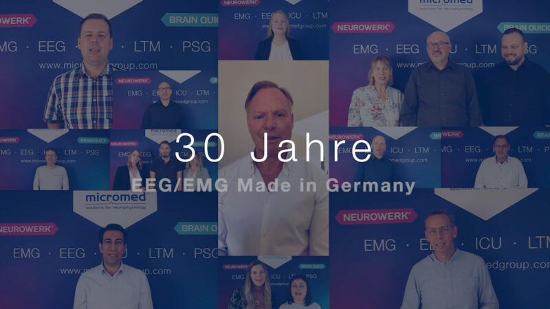 Video Team DACH - 30 Jahre SIGMA