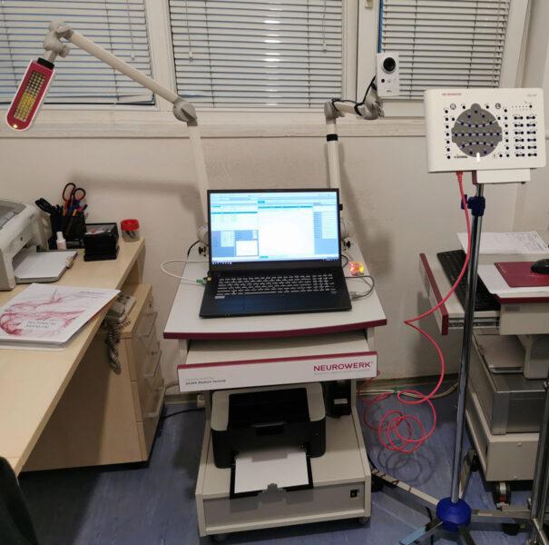 Micromed Group - Drittes NEUROWERK EEG für Serbien