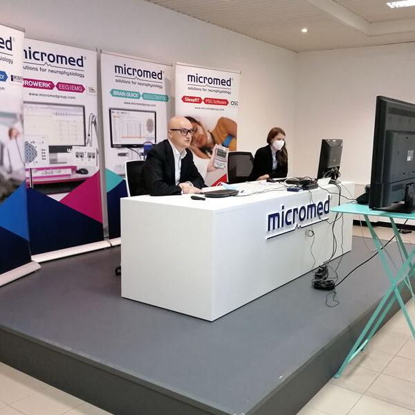Micromed Group - La 18ème réunion commerciale de Micromed en version virtuelle!