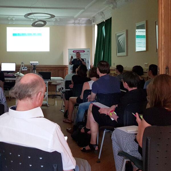 Micromed Group - Neurophysiologie-Wochenende mit NEUROWERK-Produkten