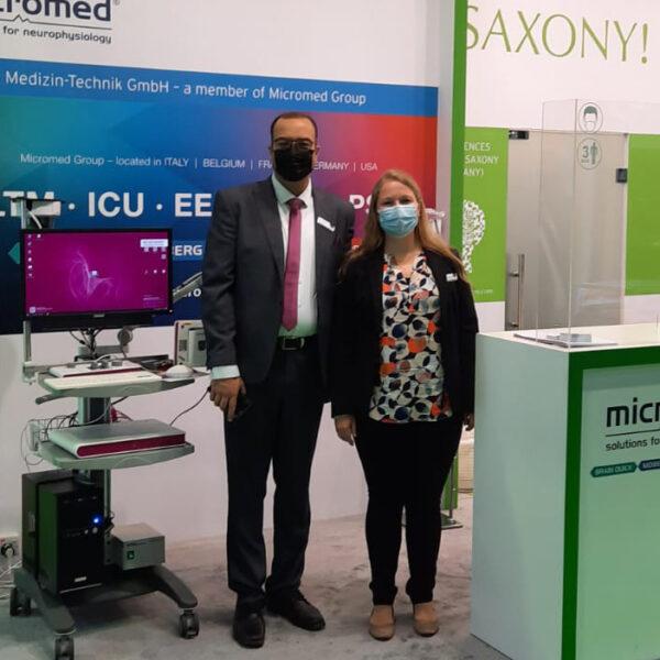 Micromed Group - Wir feiern unser 17. Jahr auf der Arab Health
