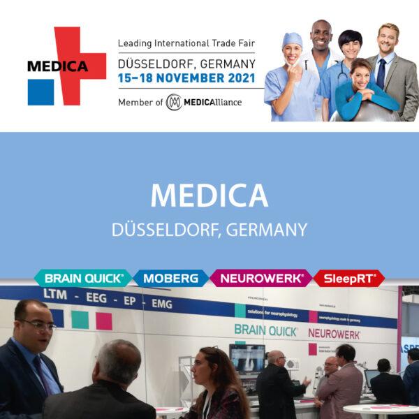 Micromed Group Deutschland - SIGMA Medizin-Technik GmbH: Besuchen Sie uns auf der MEDICA in Düsseldorf